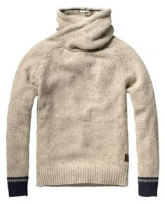 Shop Naps Yarn Pull With Twisted Hood And Contrasting Cuffs Pulls Scotch And Soda Online Shop and more Trending items from all the best online stores.