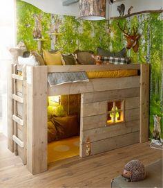 Cool Wooden Bed Designs by Saartje Prum   Home Design, Garden & Architecture Blog Magazine