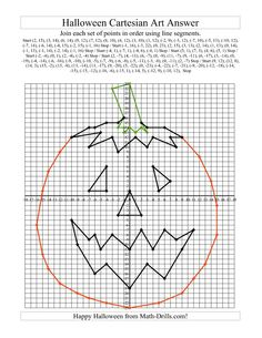 math worksheet : new! cartesian art halloween bat in 4 quadrants  new math  : Bat Math Worksheets