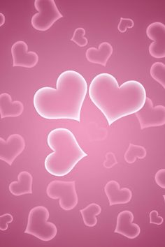 pink heart and stars Pink rose heart wallpapers stars fantasy