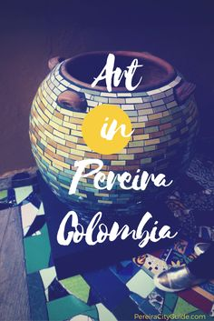 We are going to give you a tour of the local artists in Pereira, art events and their comments/inspiration. Discover Colombia with PereiraCityGuide.com