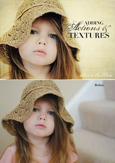 Photoshop Texture & Action Tutorial