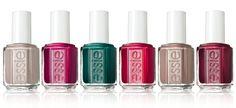 Fall 2012 nail polish collections