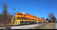 RailPictures.Net Photo: MM 3449 Maryland Midland EMD SD40-2 at Blue Ridge Summit, Pennsylvania by Nathan Leonard