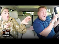 Watch Lady #Gaga Sing Bad Romance With James Corden in A #Carpool #Karaoke. While James Slay Gaga's Crazy Outfits http://www.ipresstv.com/2016/10/watch-lady-gaga-sing-bad-romance-with.html?m=1