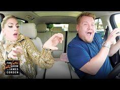 """Lady Gaga canta """"Bad Romance"""" na prévia do quadro """"Carpool Karaoke"""" #Bad, #Cantora, #Gaga, #Hoje, #Lady, #LadyGaga, #M, #MotherMonster, #Noticias, #Nova, #Novo, #Pop, #Prévia, #Programa, #Sucesso, #Vídeo, #Youtube http://popzone.tv/2016/10/lady-gaga-canta-bad-romance-na-previa-do-quadro-carpool-karaoke-2.html"""