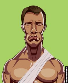 Clever GIFs Shows The Careers Of Some Of The World's Most Famous Actors - UltraLinx
