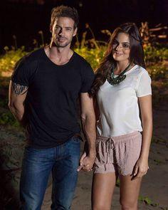 Ximena Navarrete y William Levy