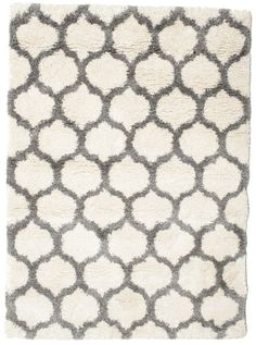 Berber Shaggy Illusia - Off White / Grey - RugVista Grey And White Rug, Off White, Berber, Green Carpet, Bedroom Carpet, Grey Rugs, Carpet Runner, Shaggy Rugs, Runners