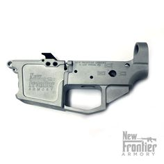 C-9 Stripped Billet Lower Receiver -- RAW -- Glock Style Mags - 7075 T6 Aluminum - Multi Caliber - 9mm / .40 / .357 SIG Glock Style Magazines