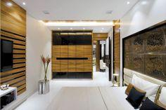 Interior Design Project, Doshi Residence from Gaurav Kharkar & Associates Interior Design Blogs, Contemporary Bedroom, Modern Bedroom, Home Decor Furniture, Furniture Design, Modern Furniture, Bed Furniture, Bedroom Colors, Bedroom Decor