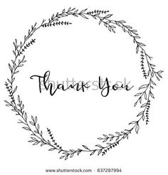 Image Result For Wreath Drawing Vintage