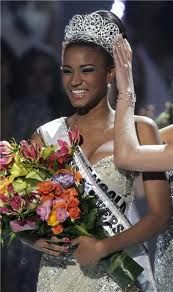 Miss Angola - Leila Lopes - Miss Universe 2011