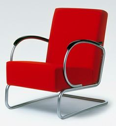 Dutch Originals Gispen 407 fauteuil. Prachtige design fauteuil.