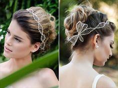 penteados noivas com fitas ♥vanuska♥