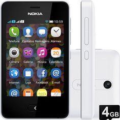 Celular Nokia Asha 501 - Corra antes que acabe!