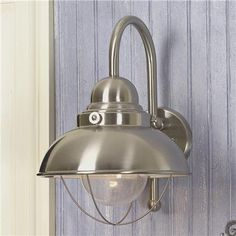 Nantucket Outdoor Light - Large - 3 finishes