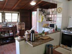Cozinha no campo