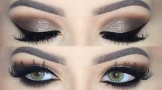 Most Amazing And Elegant Smokey Eye Makeup | Simple And Easy For Beginne...