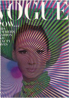 Ghosts Of The Great Highway: Classic Collections. Vintage Vogue Magazine Covers.