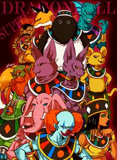Dragon Ball Super Gods of Destruction