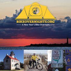 A New Year's Bike Overnight — Bike Overnights