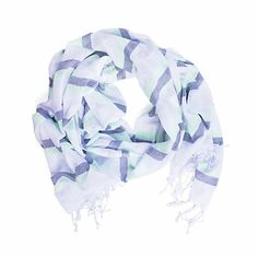 #FairTuesday The perfect spring scarf (this one is hers!)