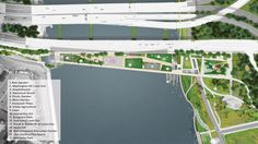 Gallery of 4 Visions Released for D.C.'s First Elevated Park - 6