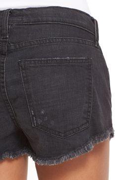 Current/Elliott 'The Gam' Cutoff Shorts