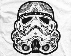 stormtrooper sugar skull tattoo - Google-søgning