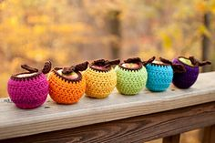 Apple Cozy by Bailee L. Wellisch  This pattern is available for free.