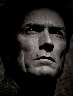 Clint Eastwood by Albert Watson Clint. Always a favorite. Clint And Scott Eastwood, Actor Clint Eastwood, Photo Portrait, Portrait Photography, Tv Star, Black And White Portraits, Film Director, Famous Faces, American Actors