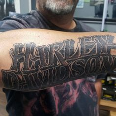 54b7a30e5 Harley Davidson Tattoo 85 Harley Tattoos, Biker Tattoos, Motorcycle Tattoos,  Tribal Tattoos,