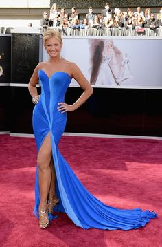 Oscars Red Carpet Arrivals   Photo Gallery - Yahoo! Movies