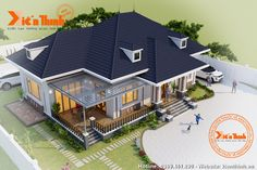 3d House Plans, Model House Plan, House Layout Plans, Duplex House Plans, House Layouts, Modern Bungalow House Design, Modern Small House Design, Dream Home Design, House Construction Plan