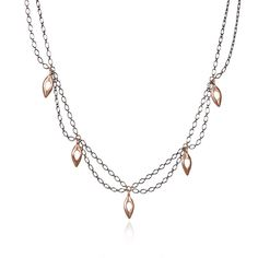 Intrigue Scallop necklace from Fragments