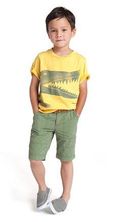 We think boys clothes should be as cool as the kid wearing them. Shop Tea Collection today for stylish, durable and adventurous boys clothing. Little Boy Outfits, Little Boy Fashion, Kids Fashion Boy, Toddler Boy Outfits, Kids Wear Boys, Kids Clothes Boys, Trendy Baby Clothes, Outfits Niños, Kids Outfits