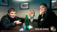 Disfrutando un Domingo en Lo de Carlitos Villa del Parque!!!