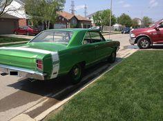 1969 Dodge Dart Swinger 2 Dr. Coupe