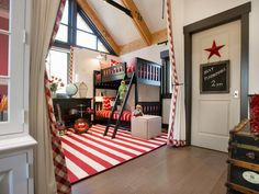 Kids' Bedroom Pictures From HGTV Dream Home 2014 : Dream Home : Home & Garden Television