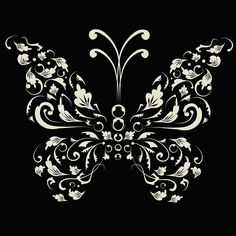 Floral Butterfly ~ Overstock.com