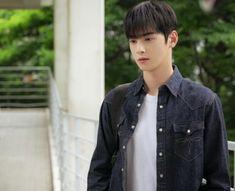 cha eun woo my id is gangnam beauty Cha Eun Woo, Drama Korea, Korean Drama, Cha Eunwoo Astro, Lee Dong Min, Astro Fandom Name, Beauty First, Gangnam Style, Kdrama Actors
