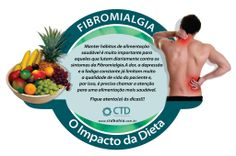 Fibromialgia e dieta!