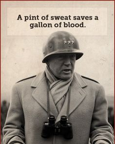 """A collection of """"Old Blood and Guts'"""" unapologetic musings on duty, action, and the brutal art of war. Military Men, Military Fashion, George Patton, Old Blood, Lieutenant General, Art Of Manliness, Ww2 Photos, Life Magazine, Troops"""