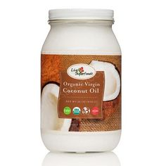 Looking for a great skin exfoliant that moisturizes at the same time? Mix coconut oil and sea salt in a 50/50 blend. Massage into your skin in the shower, and pat dry. You will have smooth, supple skin instantly!
