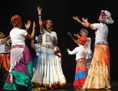 2º Sábado Cultural - MOCAI - Dnça Gira Ballo - Maria Carvalho