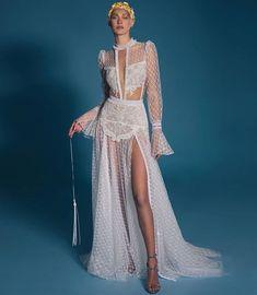 Lior Charchy 2019 Bridal Collection! #bohobride #bohemian