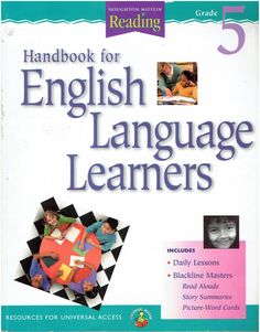 68 best la2 language arts elementary images on pinterest book houghton mifflin reading handbook for english language learners grade 5 isbn 0618160442 fandeluxe Images