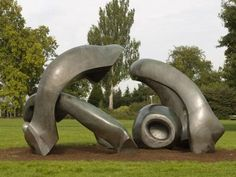Hill Arches by Henry Moore