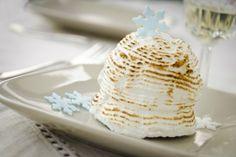 Culy's ultieme kerstdessert: chocolade Baked Alaska - Culy.nl